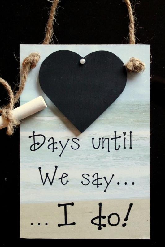 1000 Ideas About Wedding Countdown On Pinterest Engagement