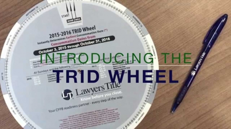 Trid Wheel From Jeremy Lipsey And Erwin Martinez Of Lawyers Title