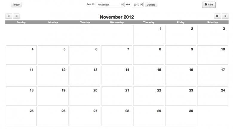5 Best Images Of 2013 Printable Calendars For Teachers Free  xjb