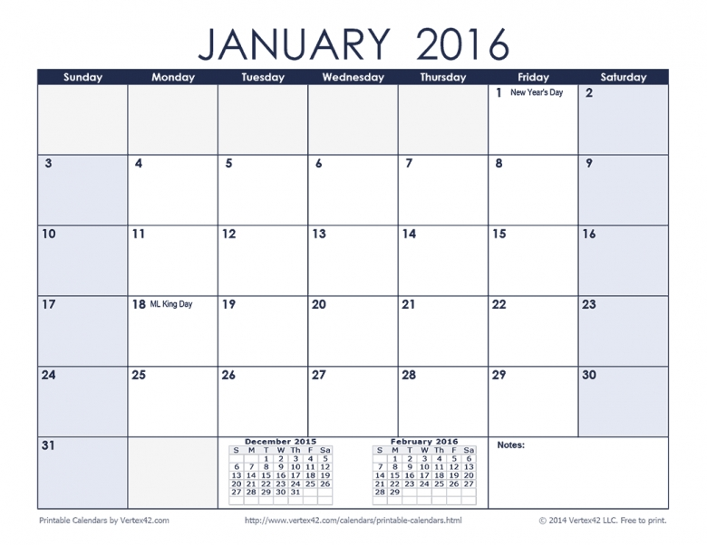 Free Printable Calendar Printable Monthly Calendars  xjb