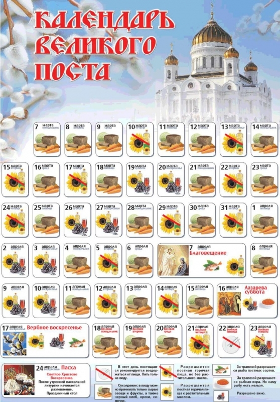 Lenten Food Voices From Russia3abry