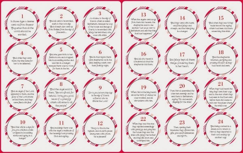 Sassy Style 20 Diy Advent Calendar Amp Activity Ideas3abry
