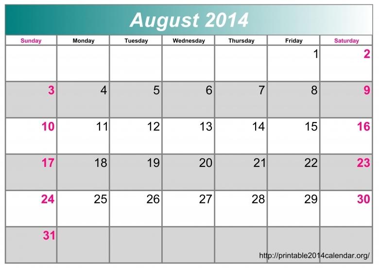 Blank Monthly Calendar Template 2017 Printable Calendar  Xjb