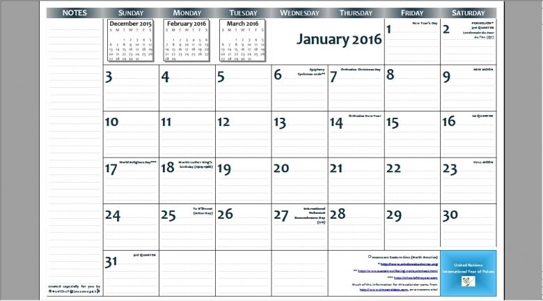 Free Printable 11 X 17 Monthly Calendar Jazzsoup42  xjb