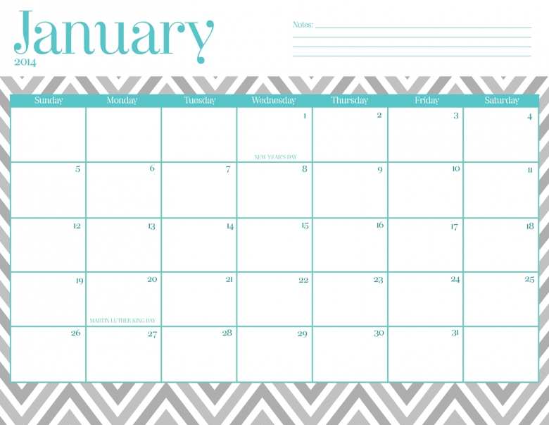 1000 Images About Calendar Template On Pinterest January  xjb