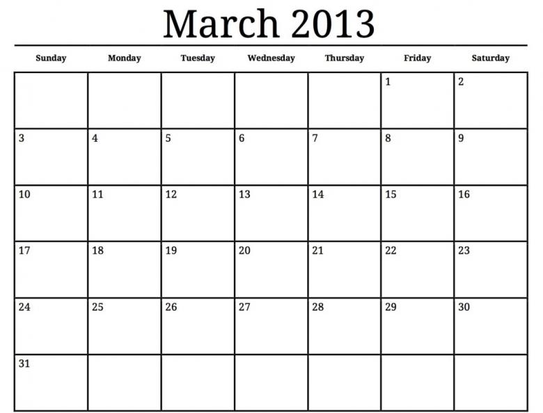 Free Calendar Printable 89uj