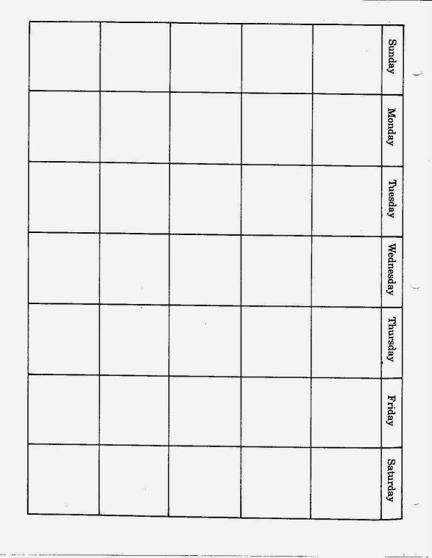 Blank Calendar 2013 2014 2016 Blank Calendar Calendar En3abry