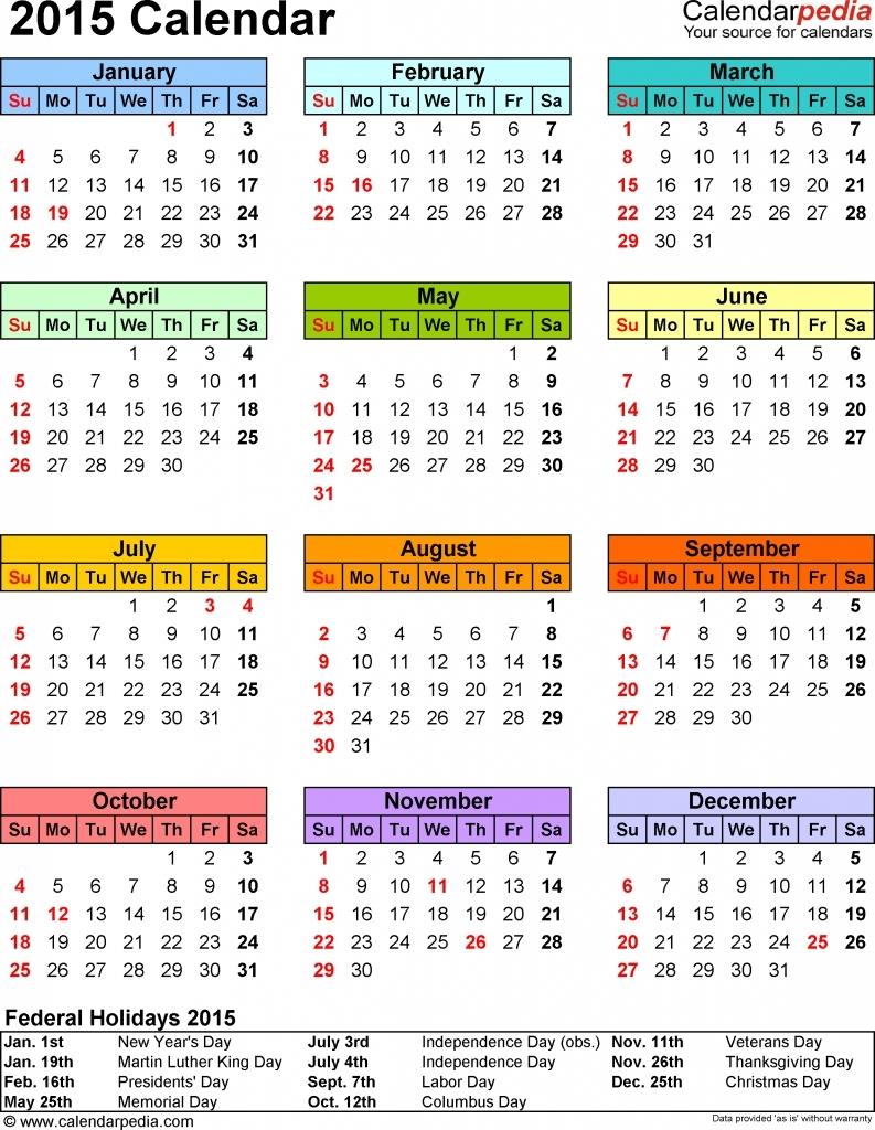 Publisher Understated Calendar Calendar Printable 20163abry