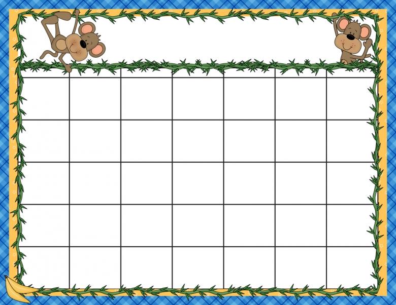 Free Week Calendar Template Weekly Schedule Planner Template  xjb