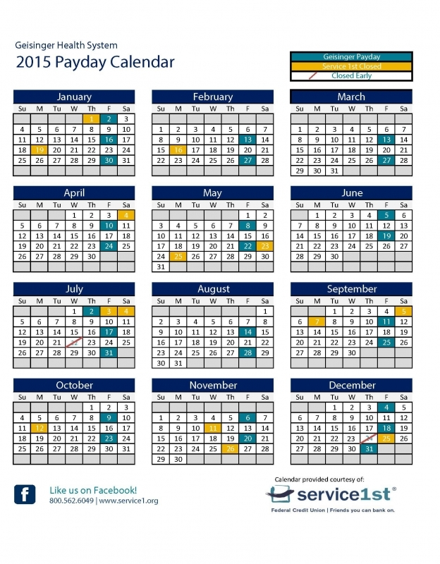 Pay Period Calendar 2016 Federal Government Blank Calendar3abry