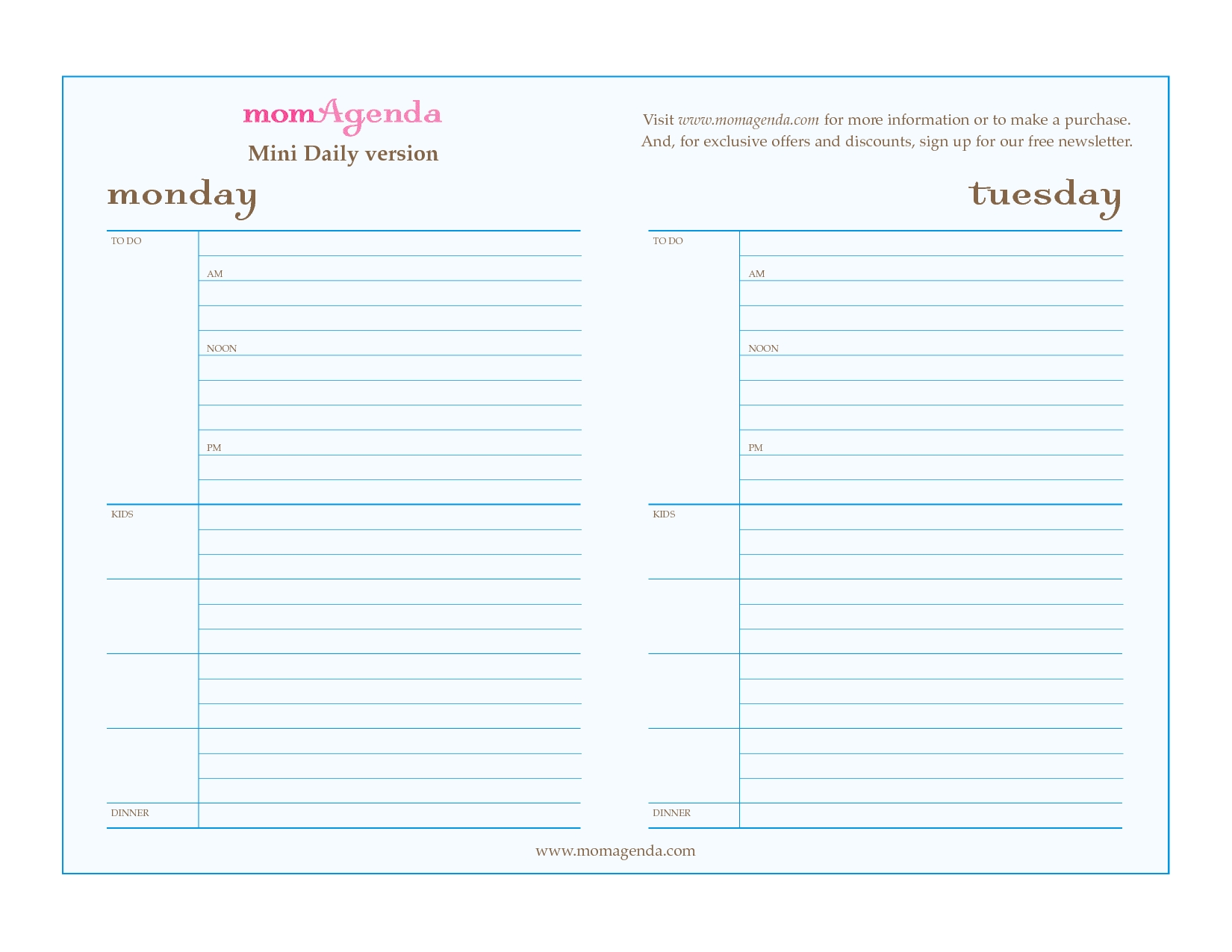 Top 25 Ideas About Plannersorganizerscalenders I Need To Print  xjb