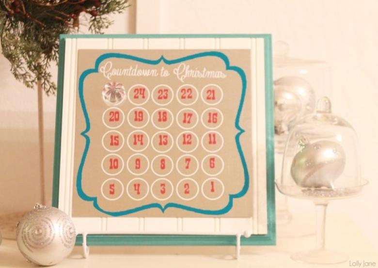30 Diy Christmas Advent Calendars
