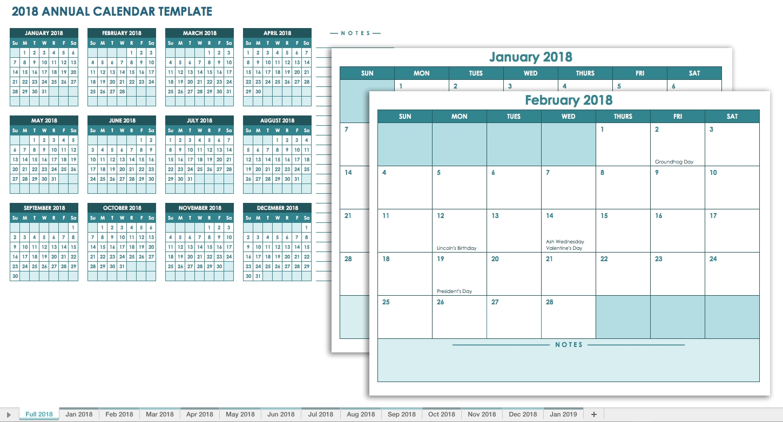 Free Blank Calendar Templates Smartsheet3abry