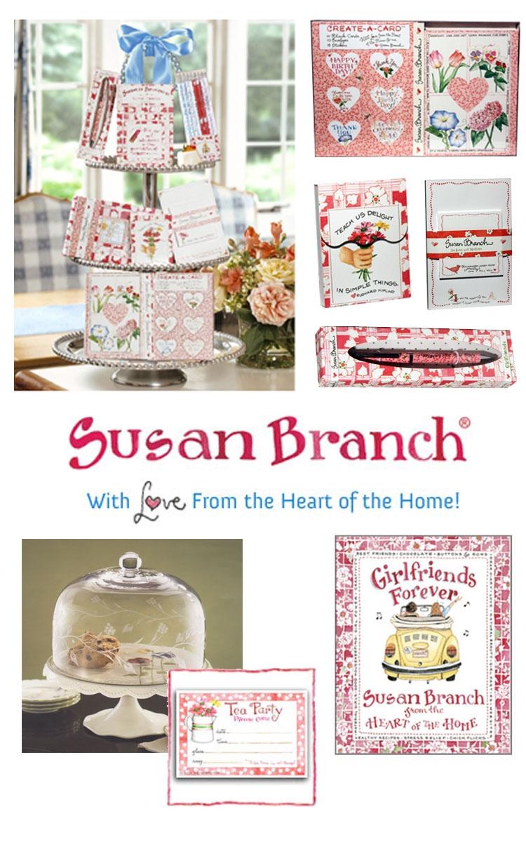 Susan Branch 89uj