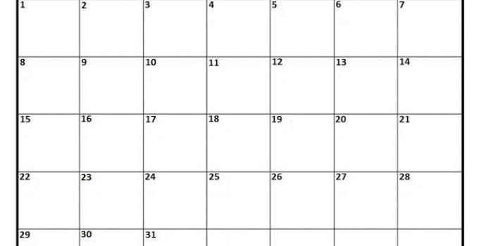 11×17 Calendar Template Fieldstationco