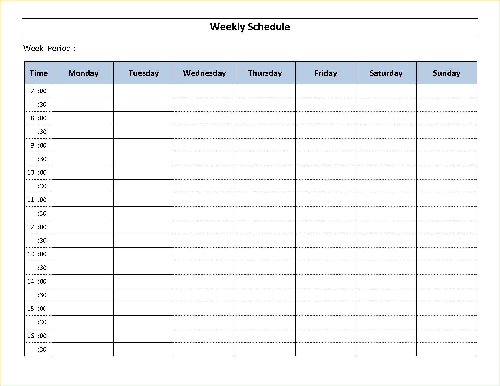 3 Work Week Calendar Template Ganttchart Template  Xjb