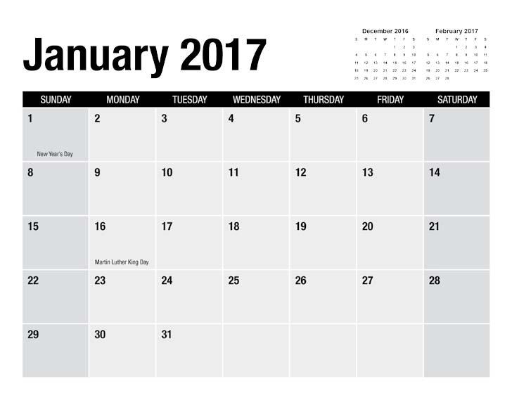 85 X 11 Calendar Template Blank Calendar 85 X 11 Calendar Aztec