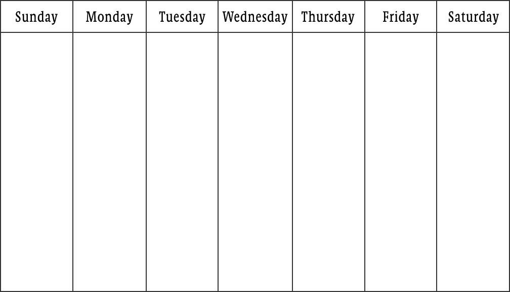 A Work Week In Israel Is Sunday Through Thursday For A 5 Day Week