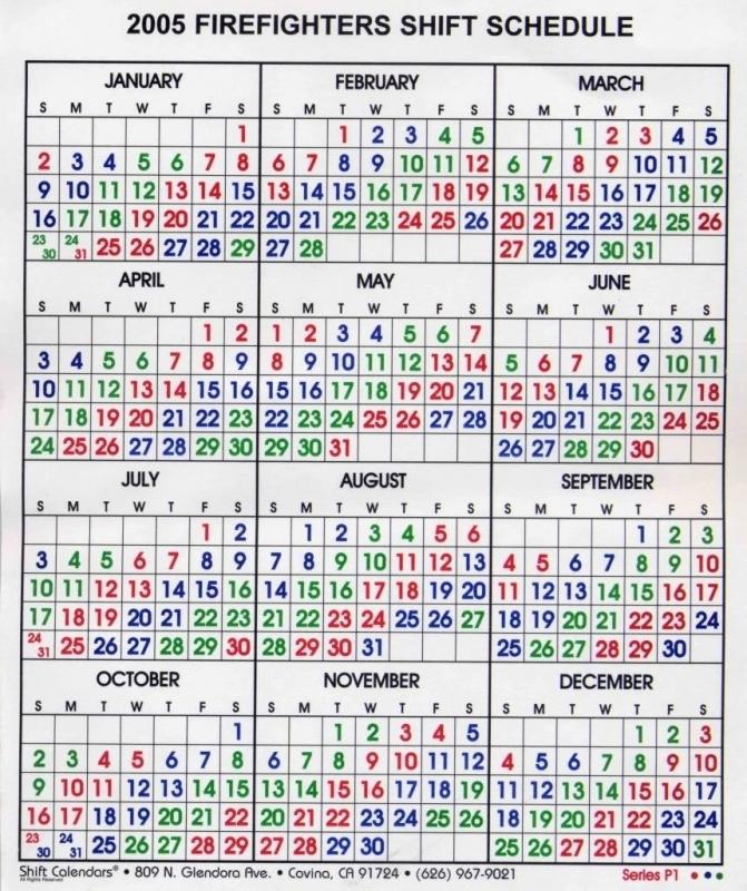 Calendar For 2017 48 96 Schedule Calendar Template 2018