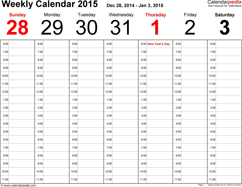 Calendarpedia Free Printable Fillable Calendar Templates Of All  Xjb