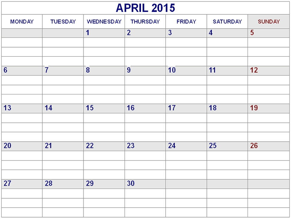 Free Printable Calendar With Lines Printable Pages
