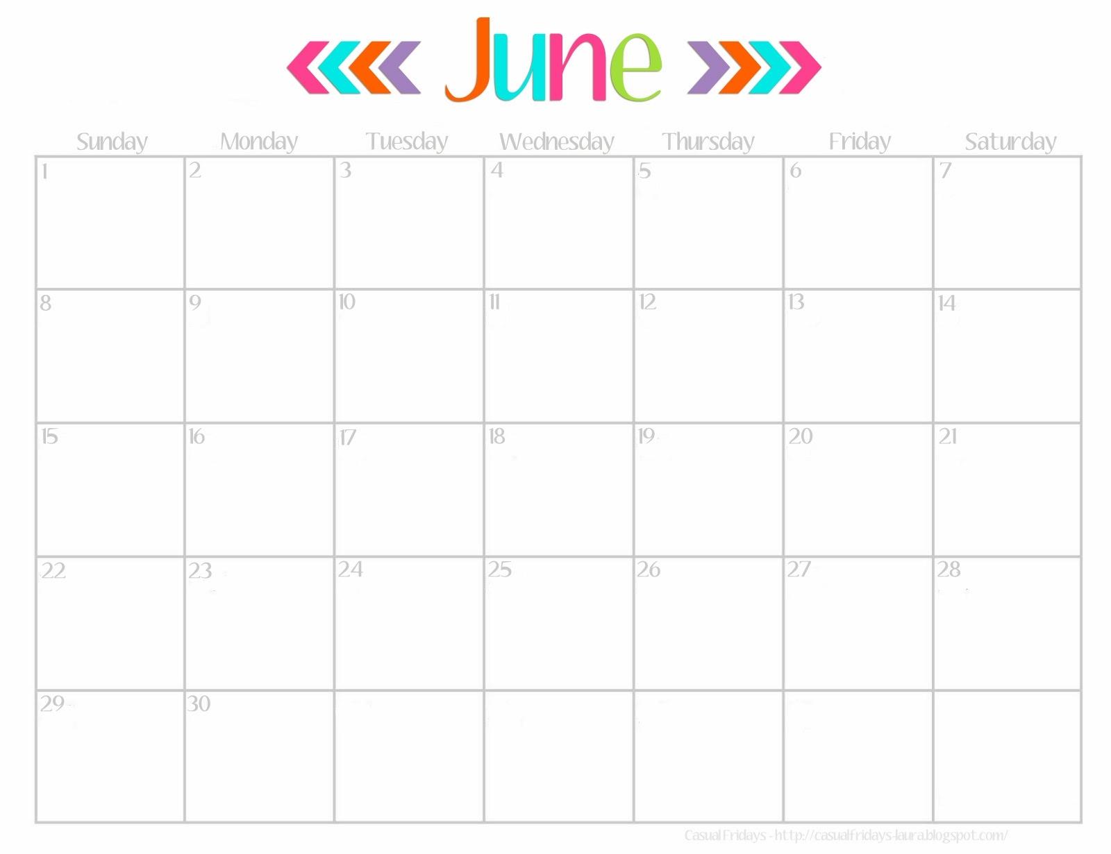 June 2017 Calendar Cute Calendar Printable Free 89uj
