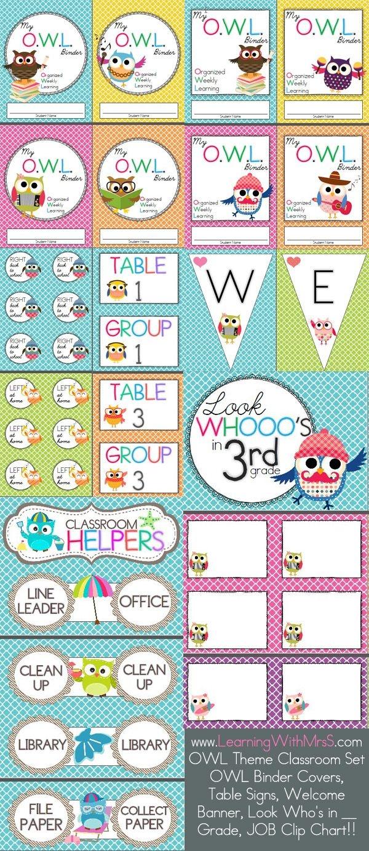 Wise Owl Factory Calendar Headers Calendar Template 20173abry