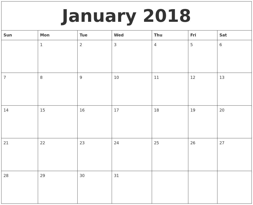 July 2018 Editable Calendar Template3abry