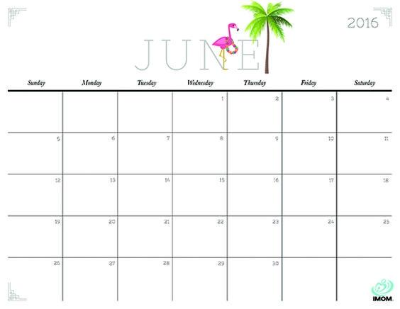Printable Calendar Printable Calendar Examples Part 12