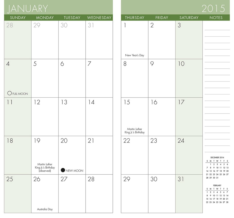 Printable Pocket Calendar Printable 360 Degree  Xjb