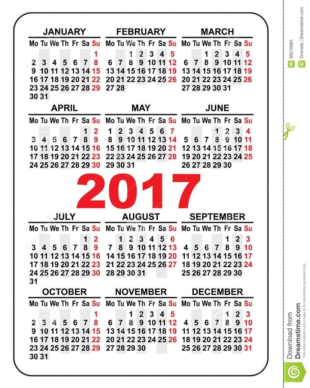 Printable Wallet Size Calendar Printable Calendar Templates 2018  Xjb