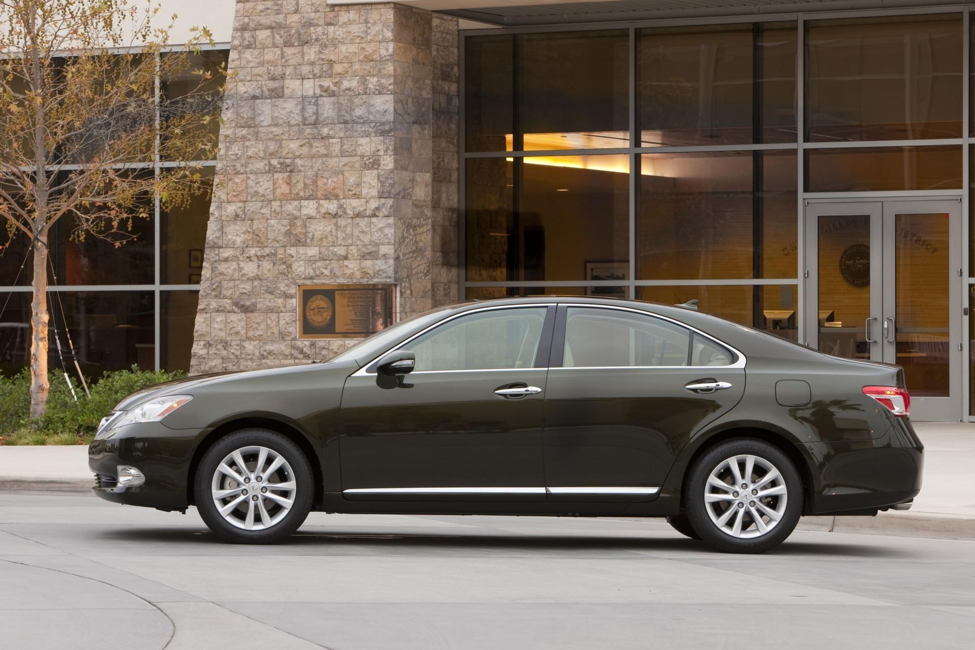 2010 Lexus Es 350 News And Information Conceptcarz