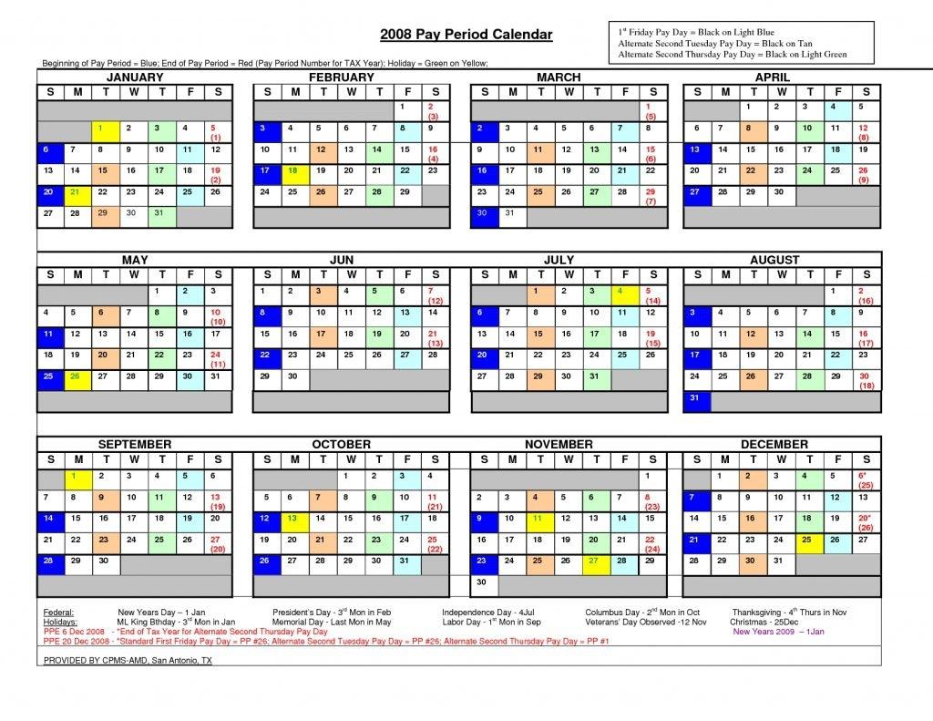 Federal Payday Calendar Printable Calendar Templates 2018  Xjb