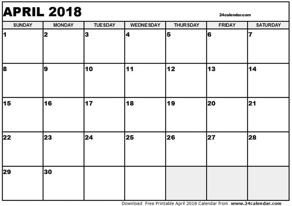 Free Printable Calendars Waterproof Printable Calendar Templates 2018