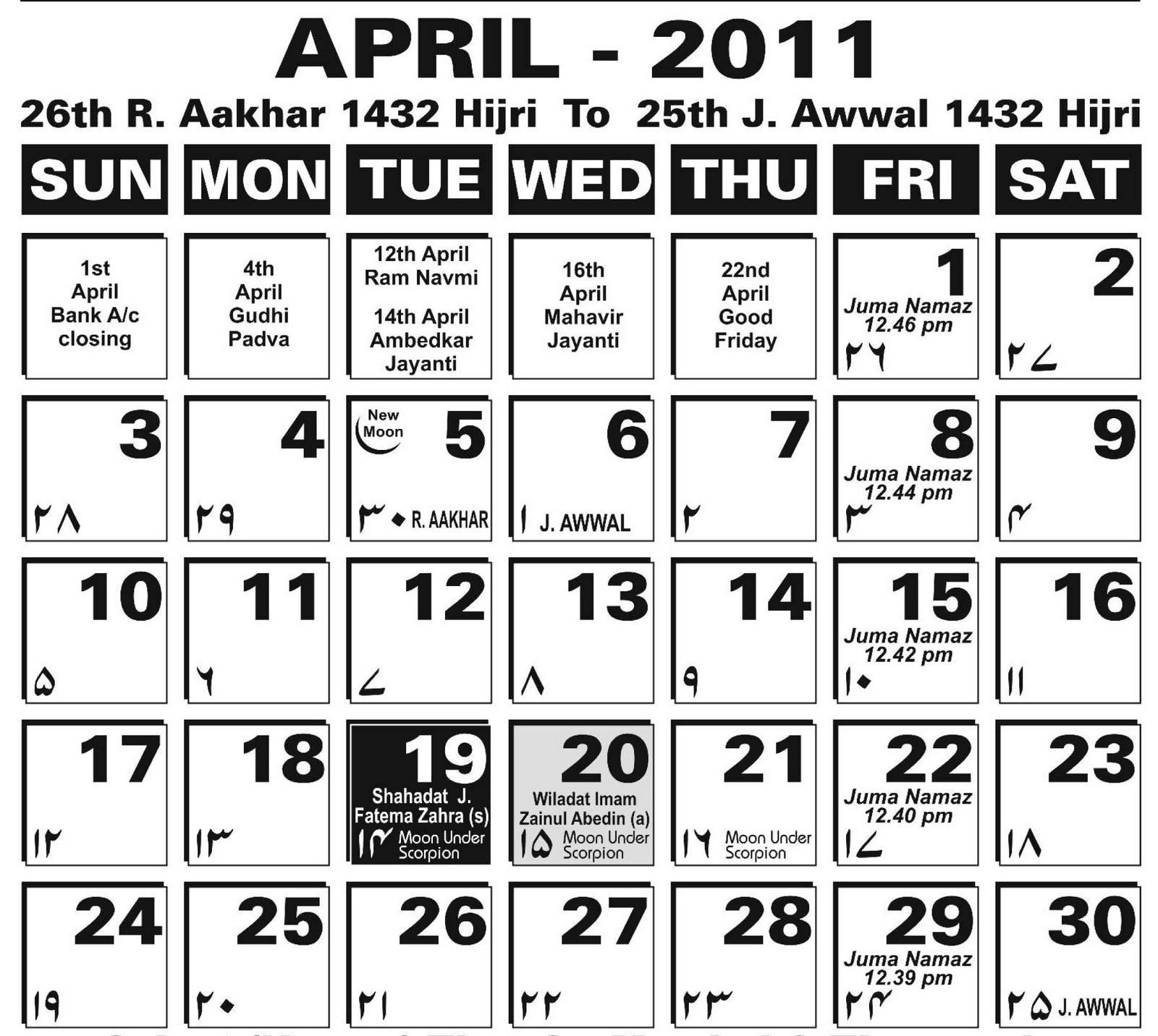 Islamic Calendar Watches The Most Recent Creation Hijri Watches