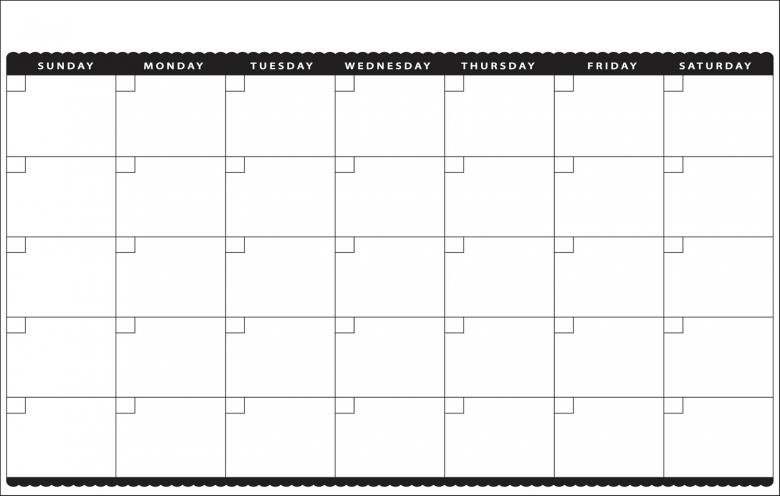 Printable Calendar Templates 11×17 Calendar Template Navi Designs