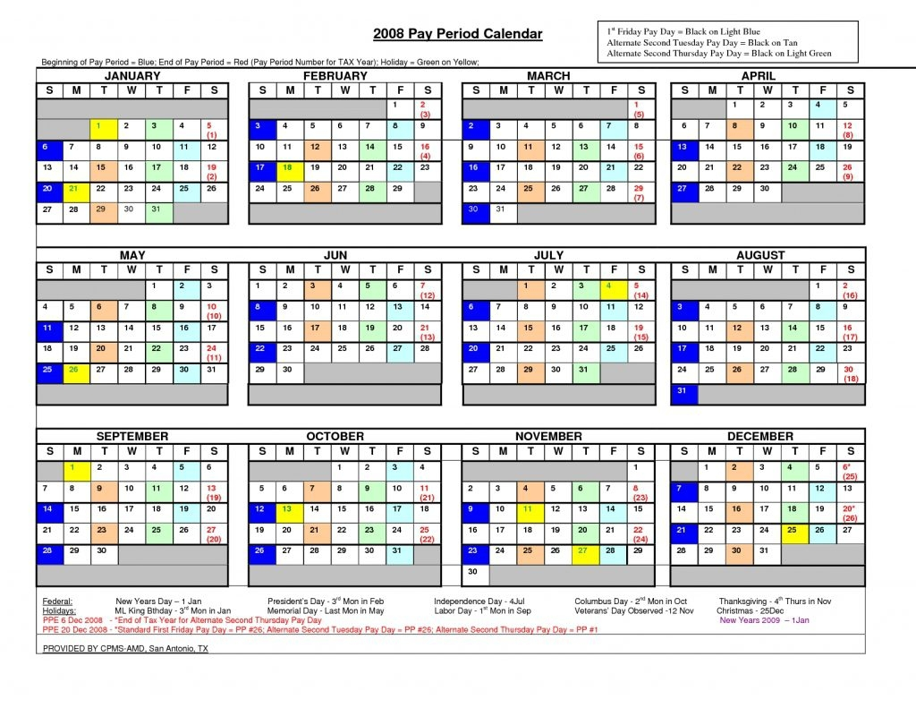 2018 Federal Government Pay Calendar Calendar Template Free  Xjb