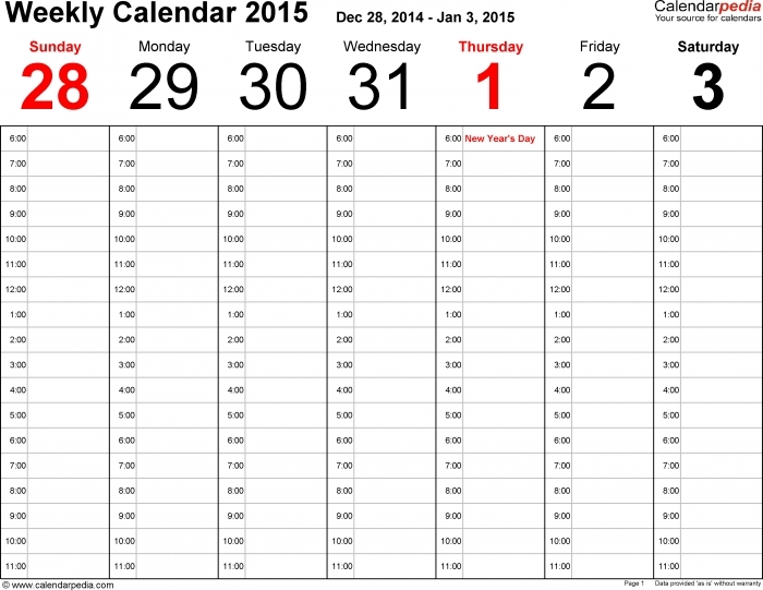 28 Day Calendar Template Image Collections Template Design Free