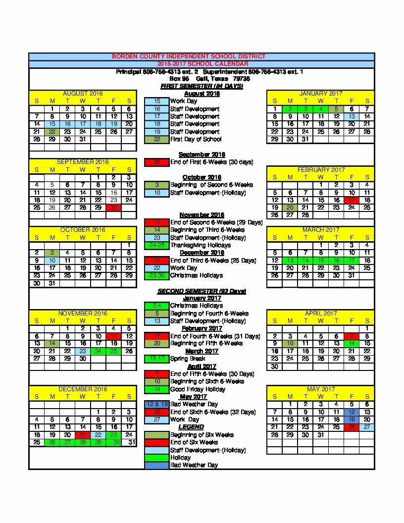 33 Yisd Calendar