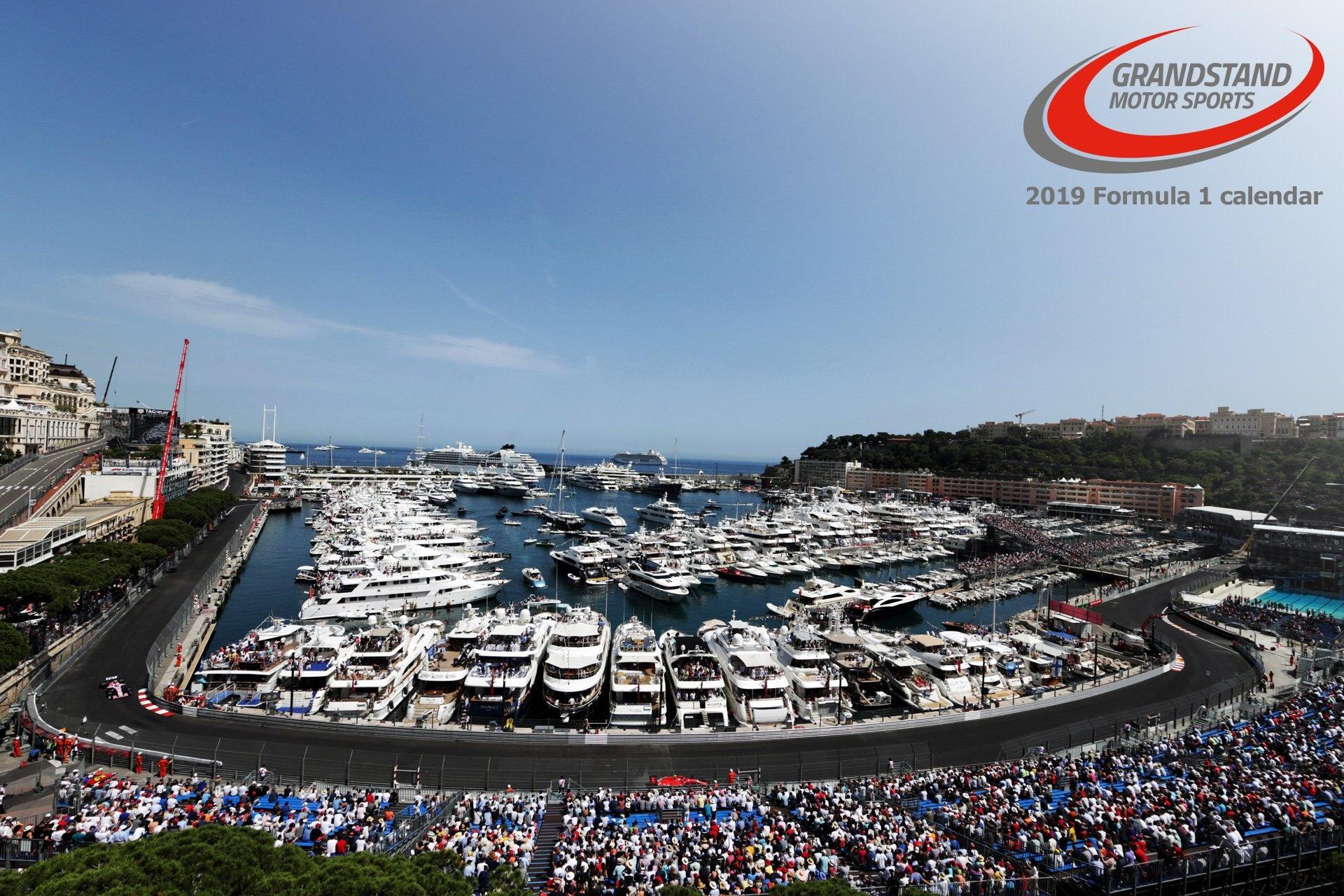 2019 F1 Calendar: Formula One Race Schedule – Racefans Formula 1 Calendar 2019