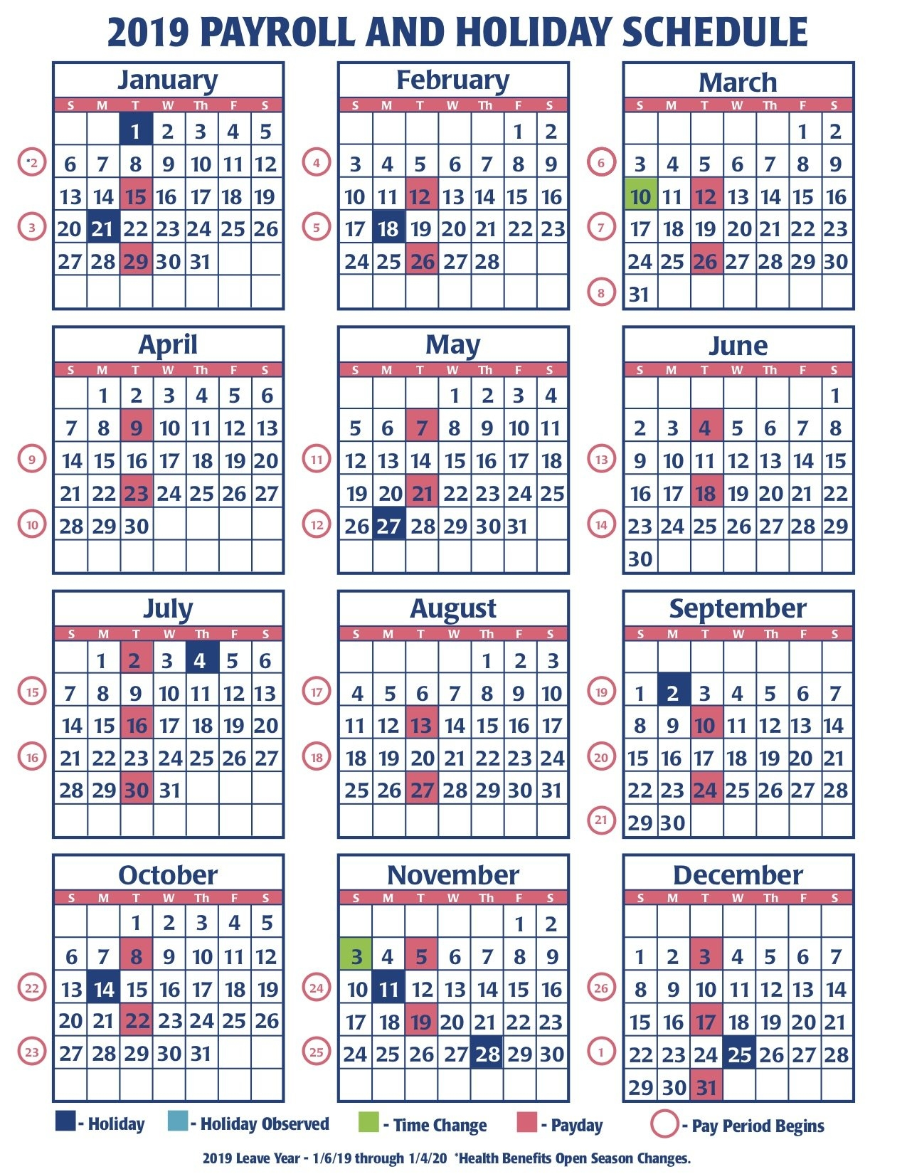 2019 Faa Payroll Calendar – Faa Managers Association Calendar 2019 Gsa