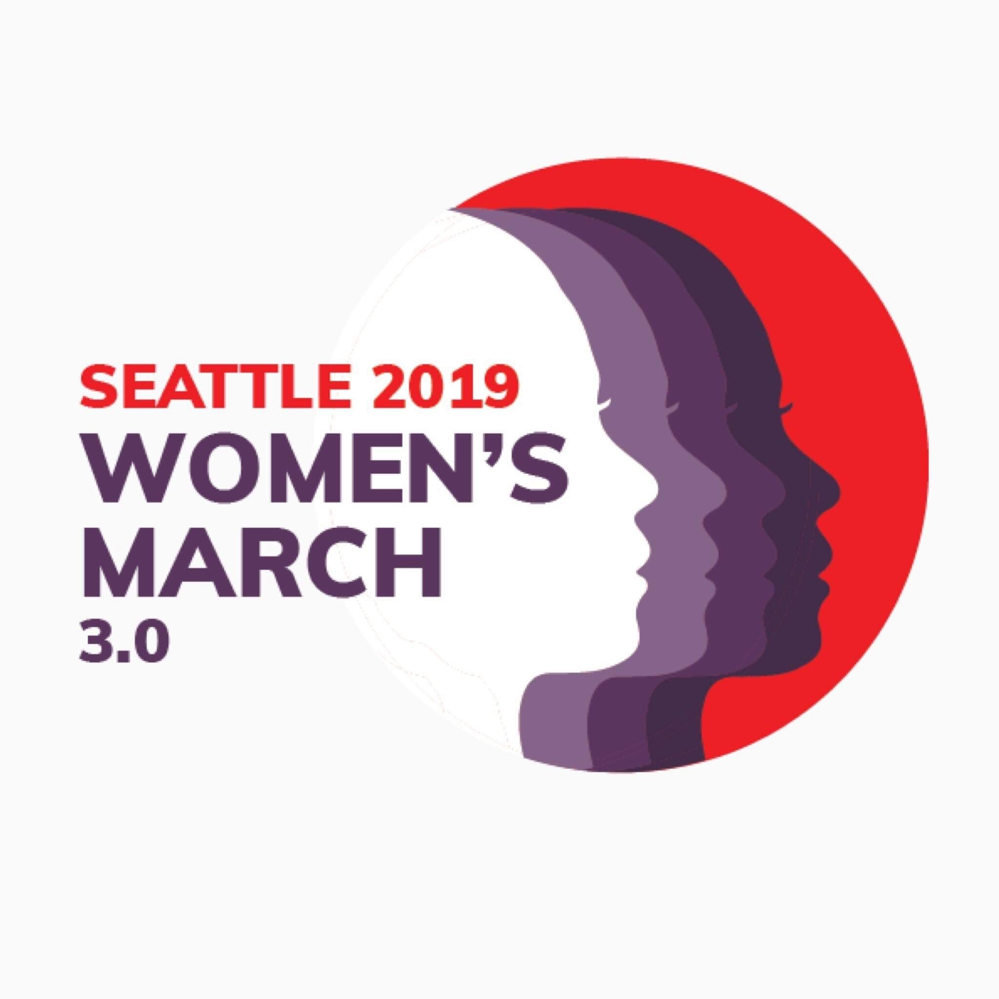 2019 Seattle Women's March 3.0 At Occidental Square In Seattle, Wa Seattle U Calendar 2019
