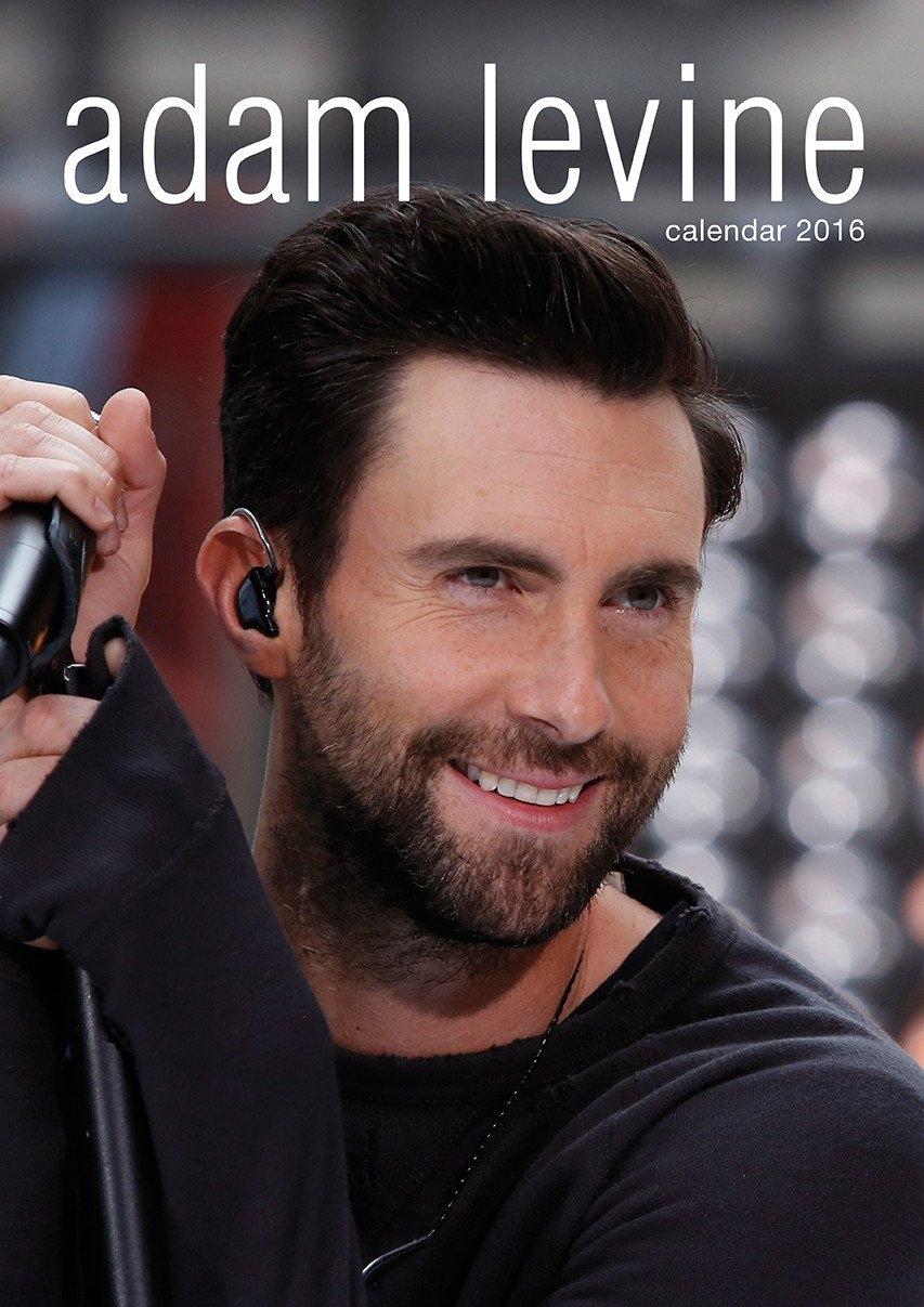 Adam Levine (Maroon 5) – Calendars 2019 On Ukposters/abposters Maroon 5 Calendar 2019