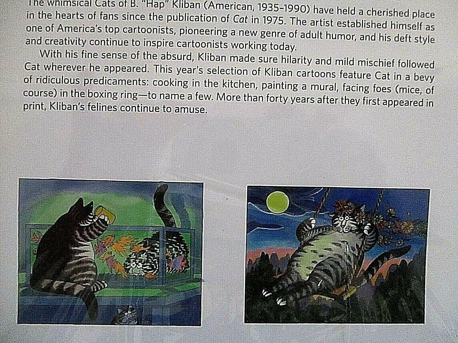 B. Kliban – Catcalendar 2019 Cat Calendar   Ebay B Kliban Cat Calendar 2019