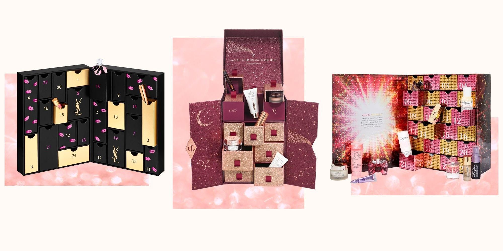 Beauty Advent Calendars 2019 – 40+ Of Best, From Charlotte Tilbury No 7 Advent Calendar 2019