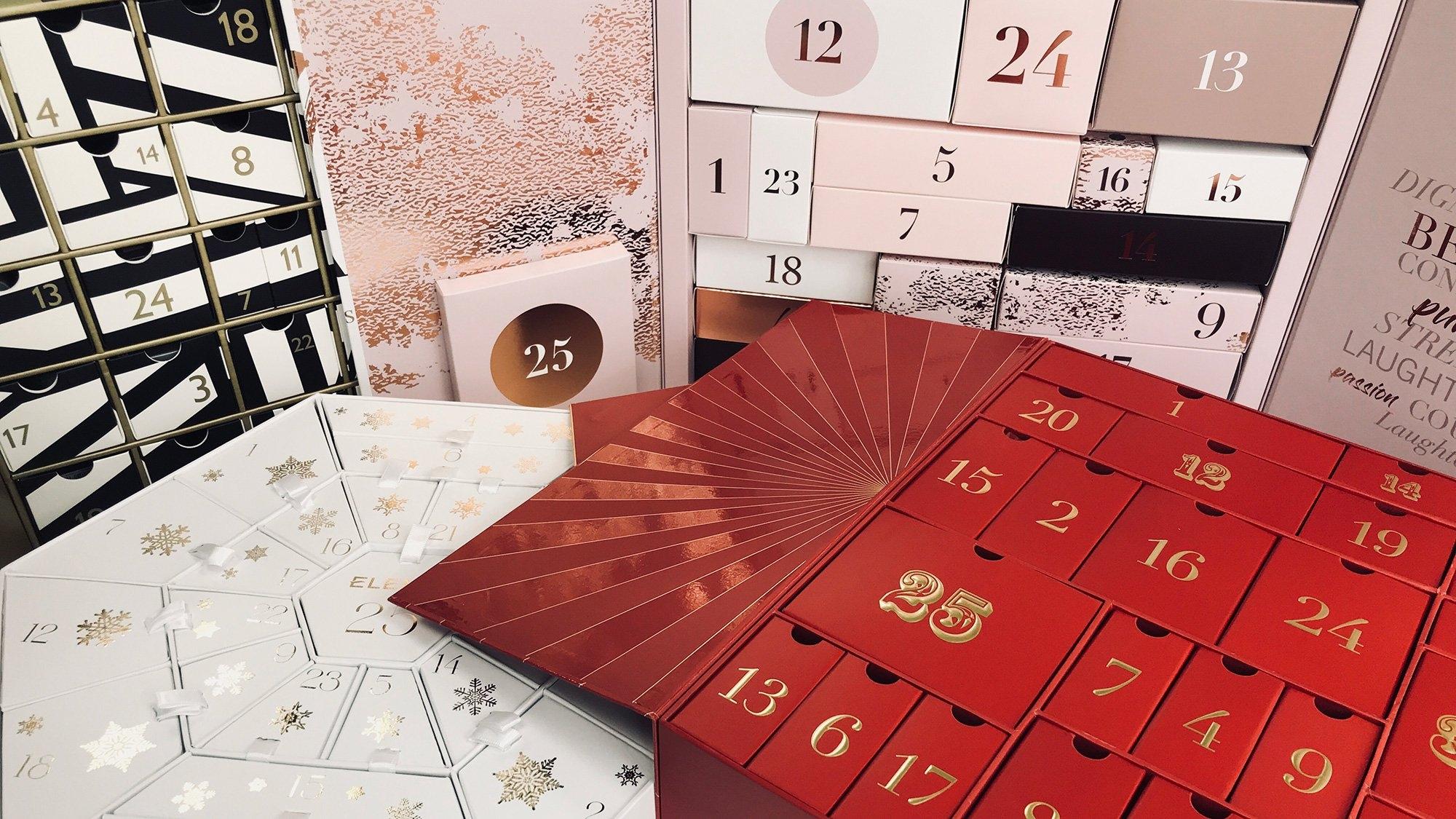 Beauty Advent Calendars On Sale: Bag A Bargain Before 2019 M&s Beauty Advent Calendar 2019