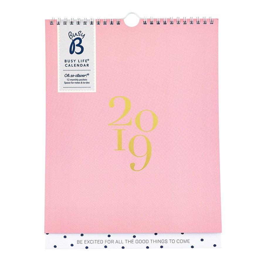 Busy B – Busy Life Calendar 2019 – Charisma Busy B Calendar 2019