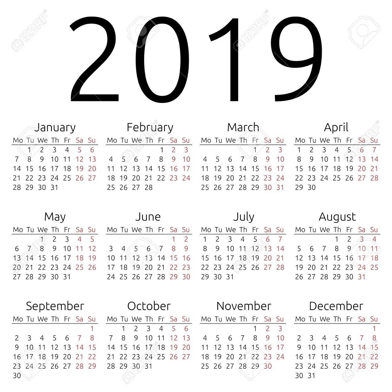Calendar 2019 Hong Kong   Free Coloring Pages Calendar 2019 Hong Kong