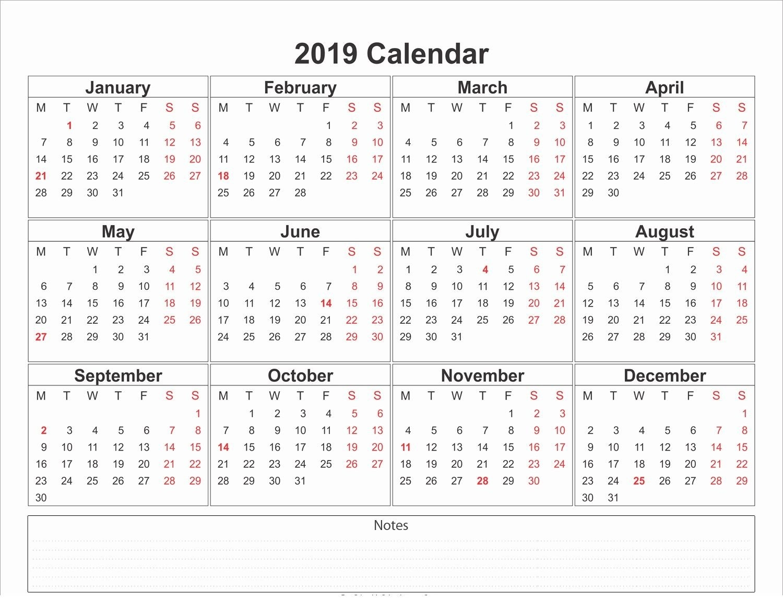 Calendar 2019 Word Printable | Calendar 2019 Printable | Pinterest Week 8 Calendar 2019