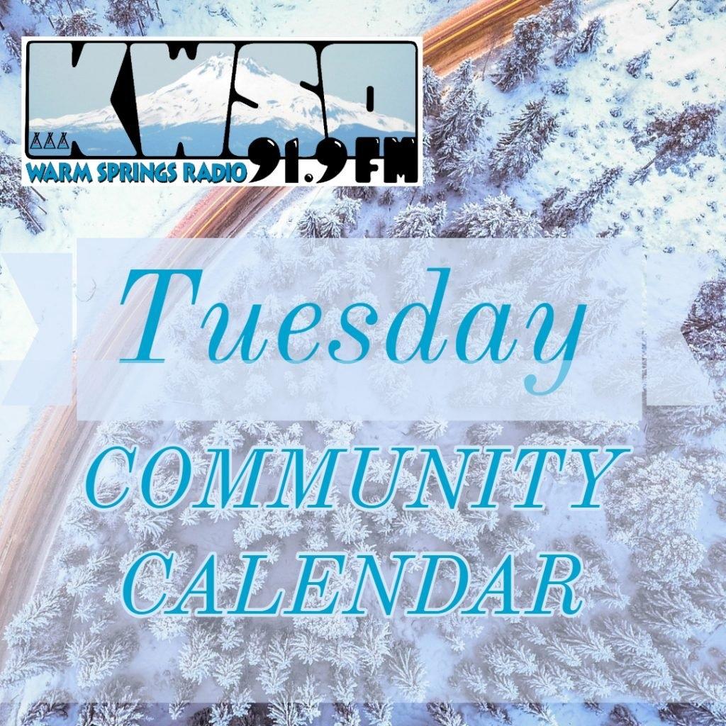 Calendar – Tue., Jan. 1, 2019 – Kwso 91.9 509J Calendar 2019